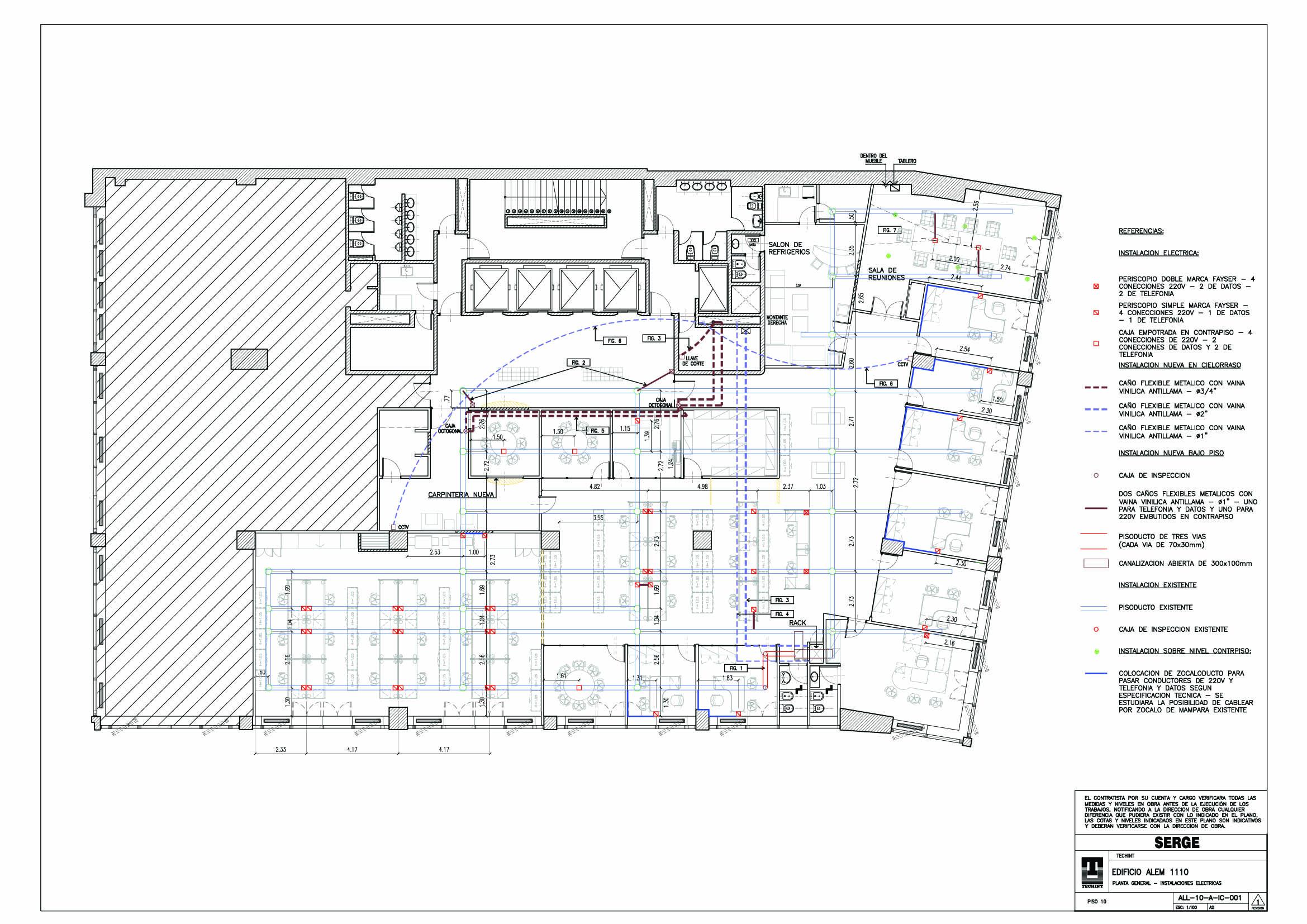 Oficinas for Planos de escritorios de oficina